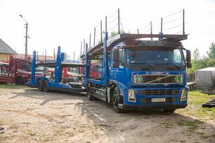 VOLTRAILER AUTOUTILITARA N3 car transporter trailer