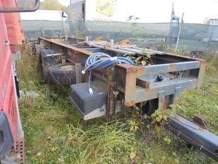 SVAN CHTP11 - Tandemový  chassis trailer