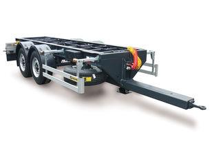 ZASLAW TRAILIS 670.PC.77.18.PZ.BPO chassis trailer