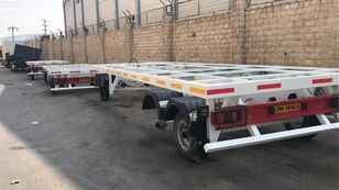 new AKYEL TREYLER مقطورة  2019 container chassis trailer