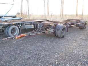 DRACO D.A.C. 2000 container chassis trailer