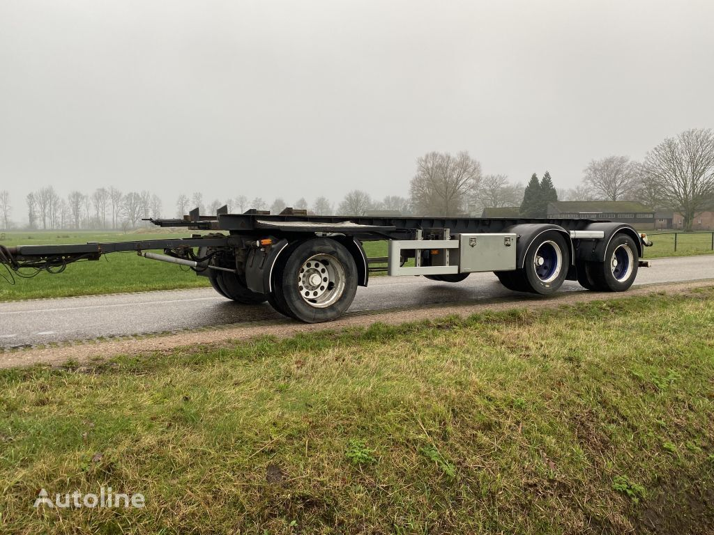 new FLOOR FLA-10-20 container hanger container chassis trailer