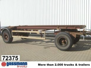 HÜFFERMANN HSA container chassis trailer