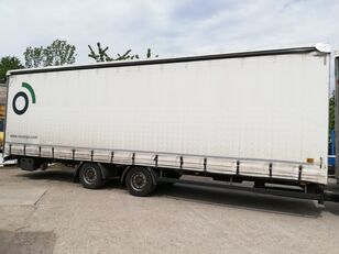 NT AGRO curtain side trailer