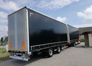 WIELTON PC-2 curtain side trailer