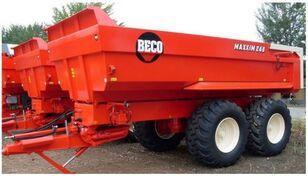Beco dump trailer