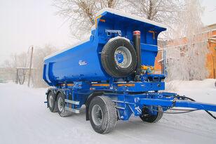 new CHMZAP 83981-070-Р1 dump trailer