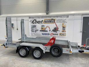 new Brian James Cargo Digger Plant 2 / opt. Tracstrap / 2.700kg equipment trailer