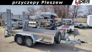 LIDER LT-103 przyczepa 350x180x27cm, do przewozu minikoparki, sprzętu  equipment trailer