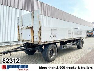 MEUSBURGER MPA-2  flatbed trailer