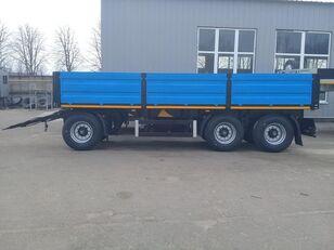 new VARZ ПМ 1807 flatbed trailer