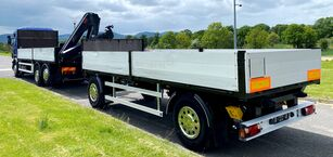 ZREMB P 131 2 Stk.  flatbed trailer