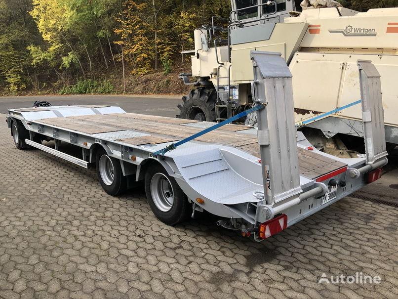 new HUMBAUR HTD308525 low loader trailer