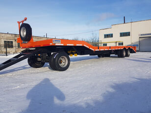 тяжеловоз - трал low loader trailer