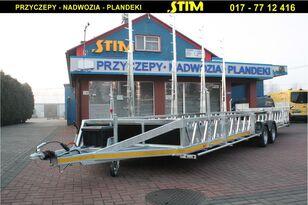 new STIM S22 platform trailer