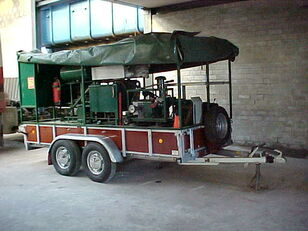 HAPERT K2000 tilt trailer