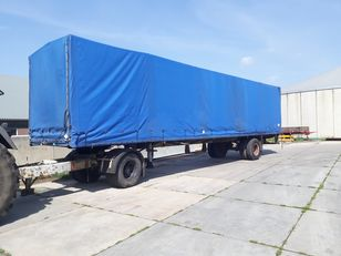 ONBEKEND Huifoplegger tilt trailer