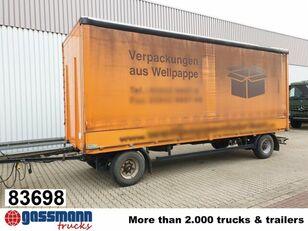 WÖZ Anhanger 2-Achs Anhänger DA3 tilt trailer