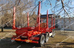 new HARTUNG 84430C 4 timber trailer