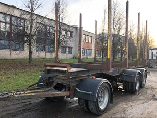 NARKO JYKI timber trailer