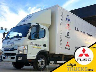 MITSUBISHI  7C180 box truck