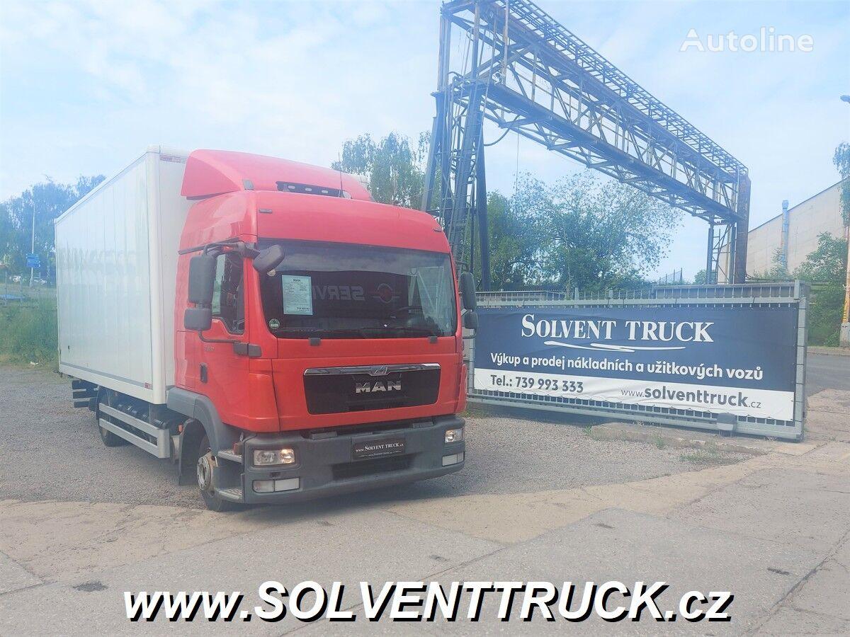 MAN TGL 8.180 box truck