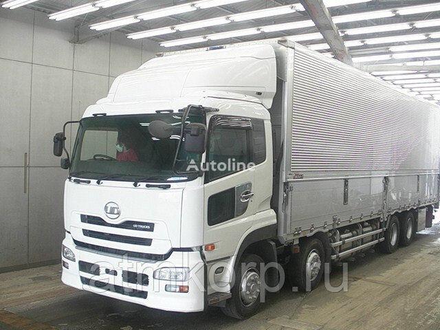 NISSAN QUON box truck