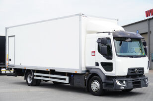 RENAULT Midlum D12 , E6 , SLEEP CAB , 18 EPAL Box , Tail lift , side doo box truck