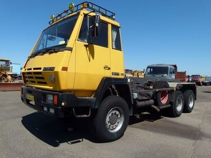 STEYR 26 S 31 - 6x6 cable system truck
