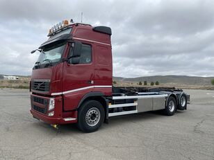 VOLVO FH13 500 CHASIS ONLY cable system truck