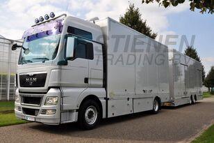MAN TGX 18.440 4x2 LL-U Car transporter car transporter