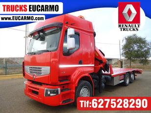 RENAULT PREMIUM 460 car transporter