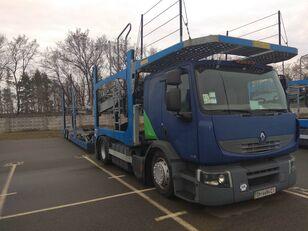 new RENAULT ROLFO ARCTIC 6 car transporter + car transporter trailer