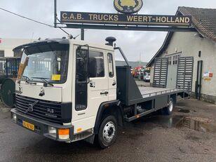 VOLVO FL6 car transporter