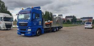 MAN TGX 24.400 car transporter