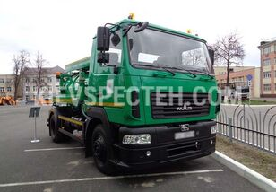 new MAZ 4381N2 SPEC-5  chassis truck