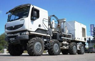 THOMAS CONSTRUCTEURS [Other] 8x8 THOMAS Low speed truck with hydraulic drive! chassis truck