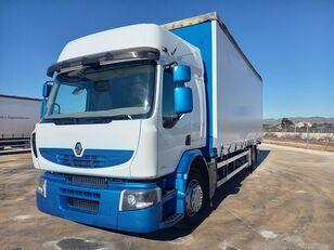 RENAULT PREMIUM 300.18 DXI curtainsider truck