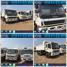 ISUZU CXZ81K dump truck