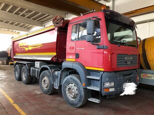 MAN tra 41 480 dump truck