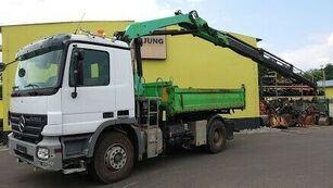 MERCEDES-BENZ Actros 1841 K (Typ 932.00) dump truck