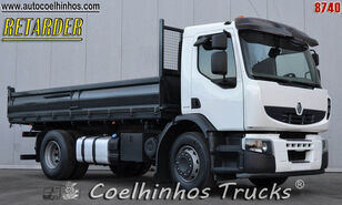 RENAULT Premium 380 DXi dump truck