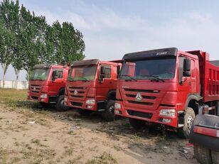 SINOTRUK HOWO375 6x4 dump truck