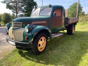 CHEVROLET 160 flatbed truck