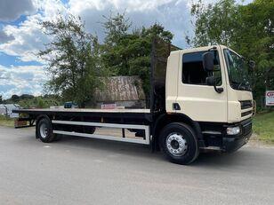 DAF CF 65 220 flatbed truck