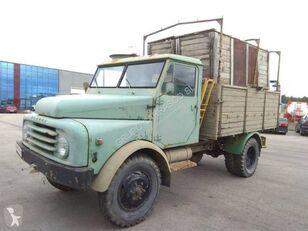 HANOMAG flatbed truck