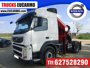 VOLVO FH 540 flatbed truck
