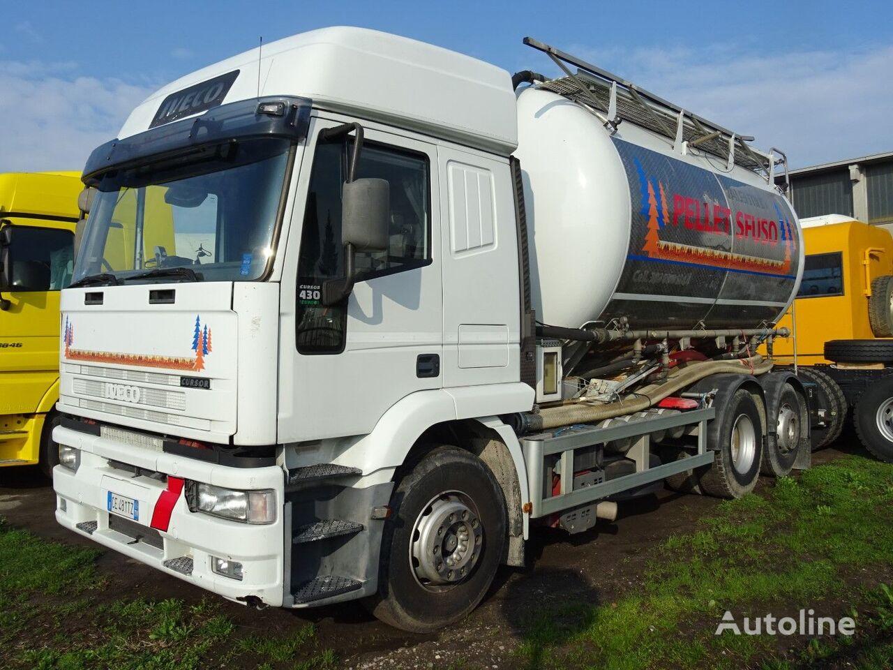 IVECO EUROTECH 260E43 fuel truck