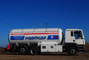 new EVERLAST АЦГ-24 gas truck
