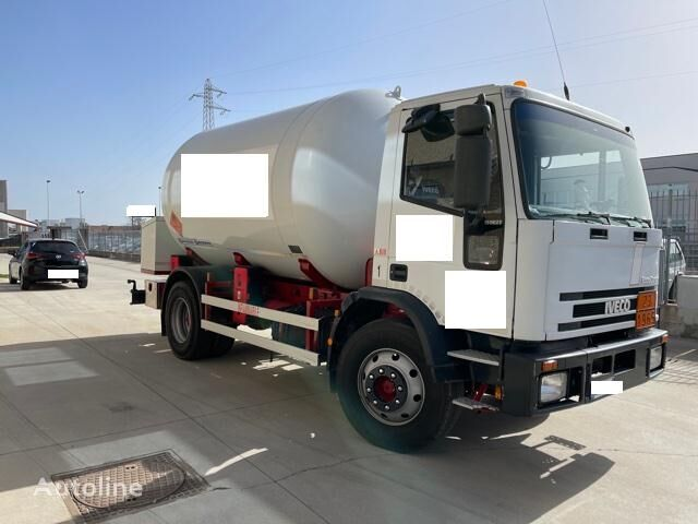 IVECO 150 gas truck